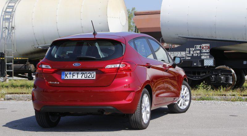 Nova Ford Fiesta v Sloveniji – kakšni so njeni aduti?