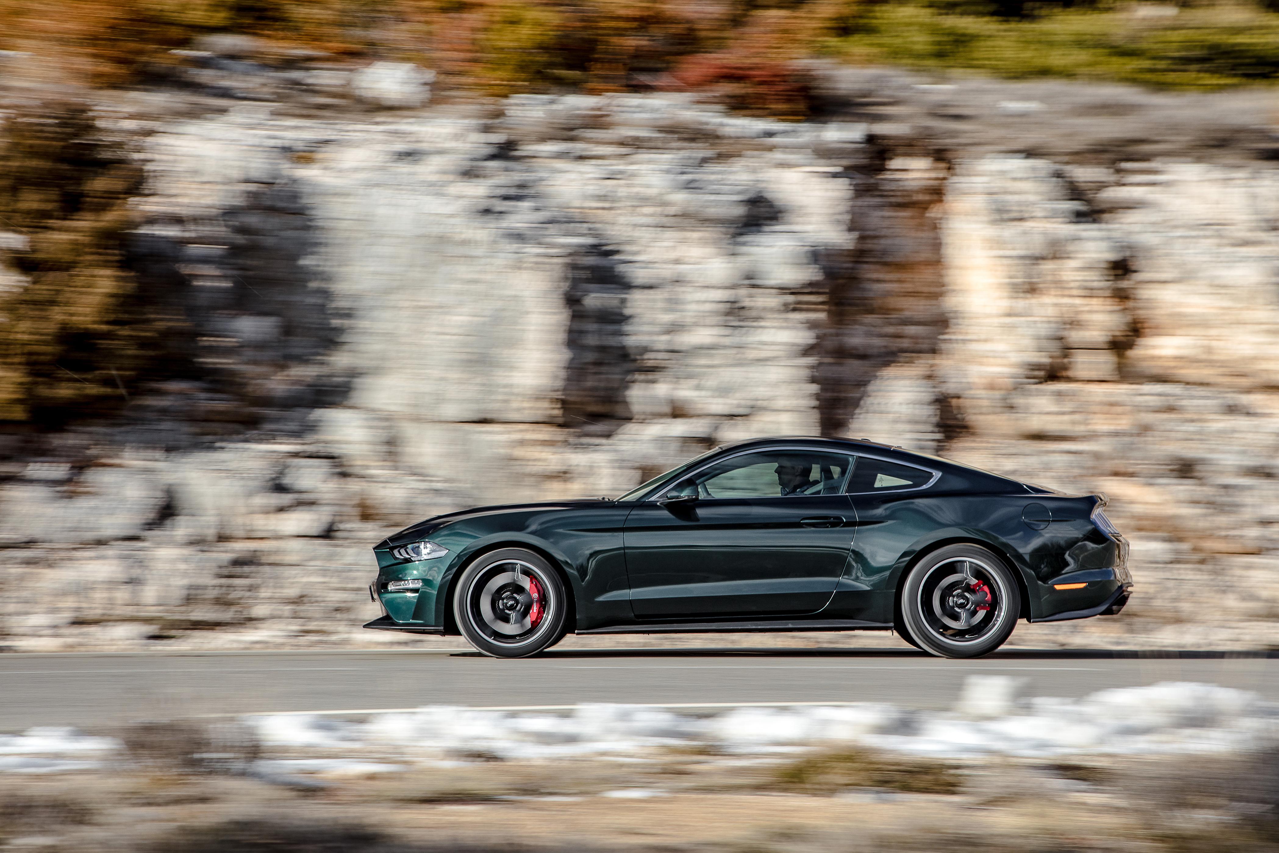 Novi Ford Mustang BULLITT za Evropo