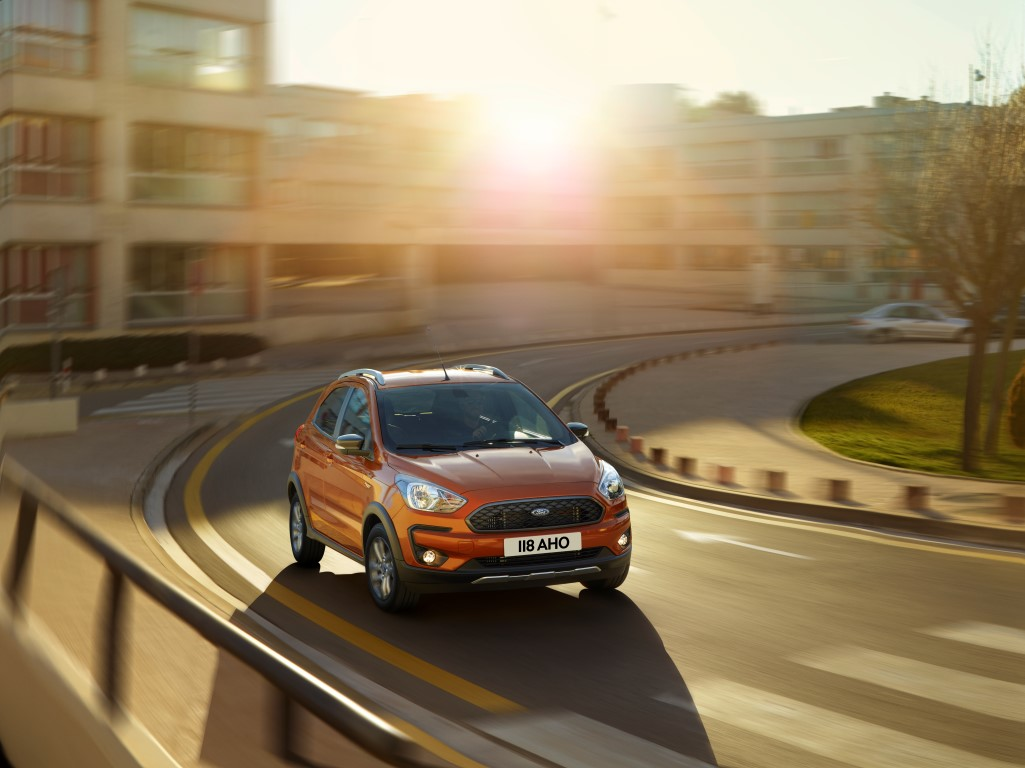 Prihaja novi Ford KA+ Active