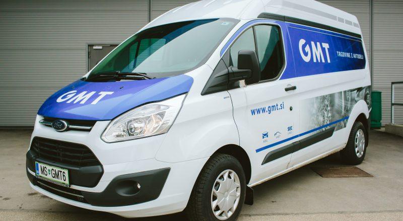 Podjetju GMT pri Fordovih vozilih odgovarja predvsem stroškovna ugodnost