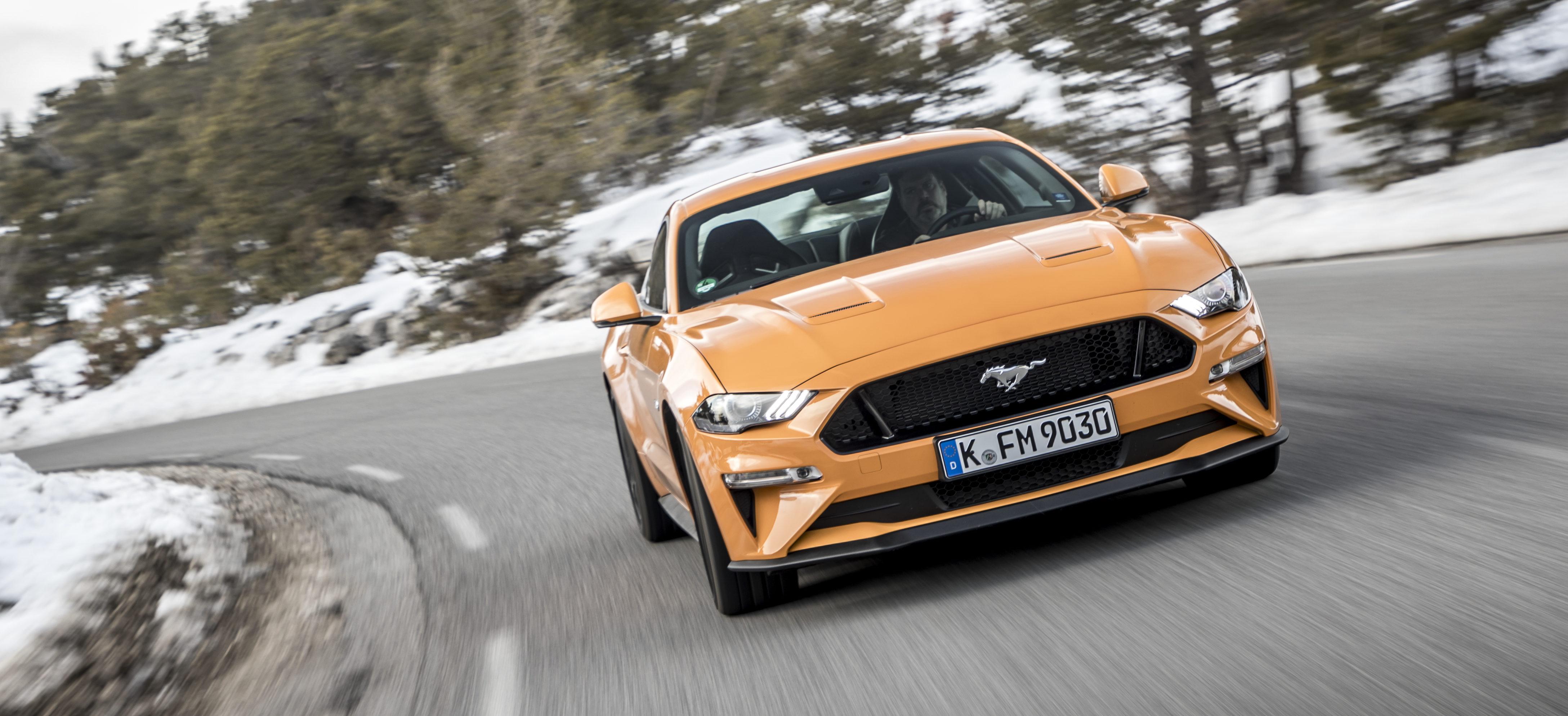 Legenda živi naprej – Ford Mustang