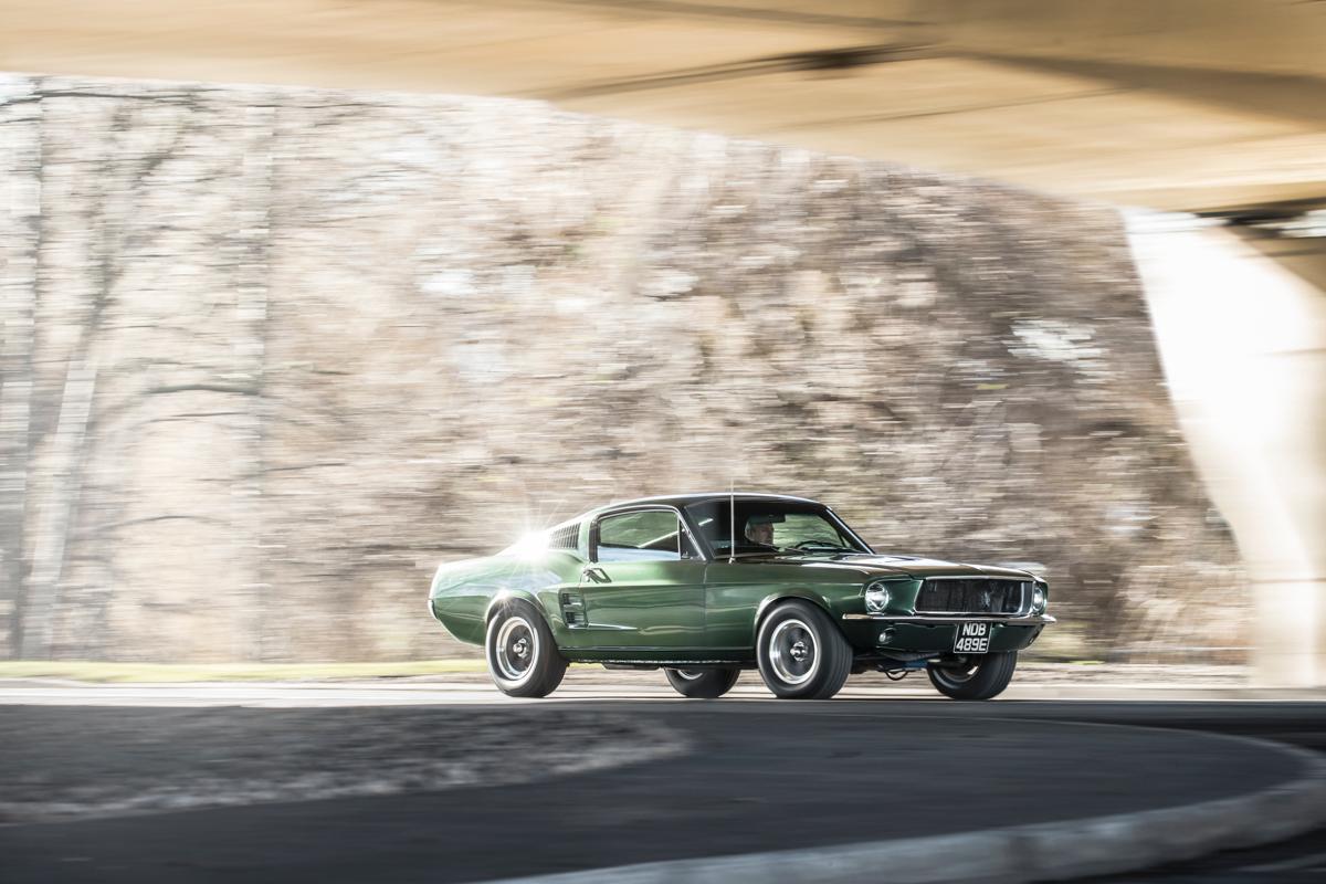 Novi legendarni Ford Mustang BULLITT