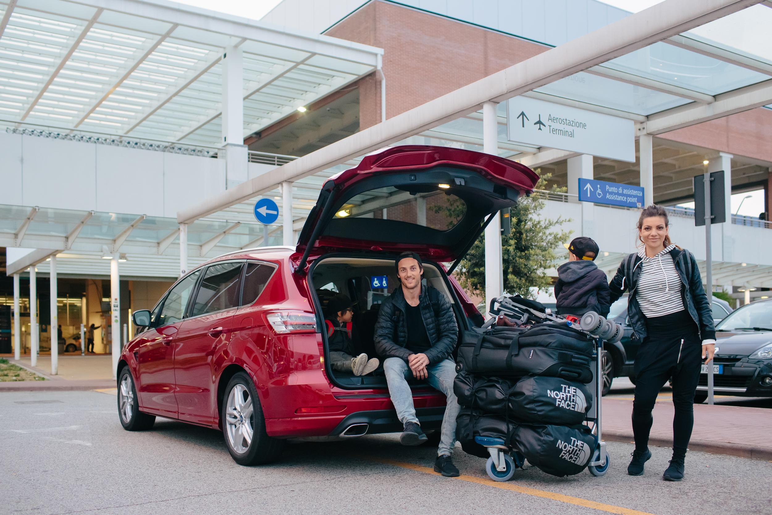 Ford S-Max idelen za aktivno družino Perko – Športna bomba!