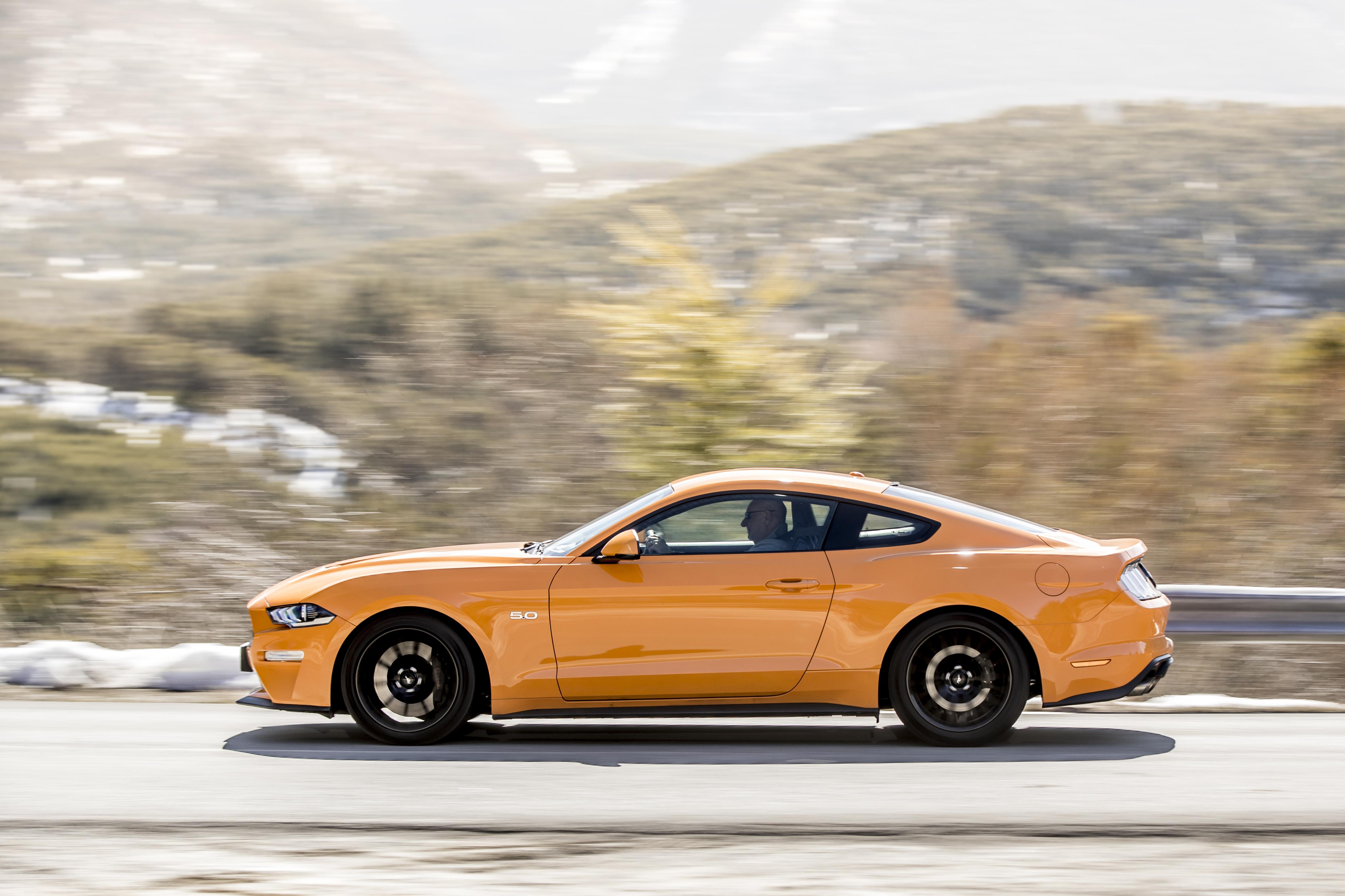 Legenda – novi Ford Mustang