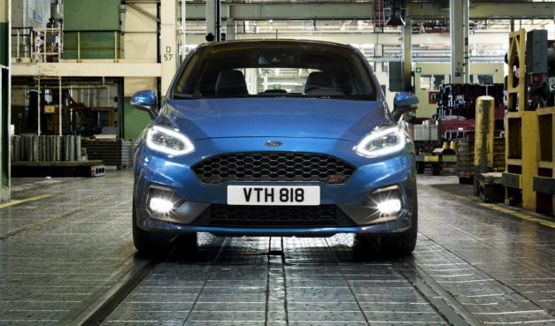 Napoved: prihaja nova Ford Fiesta ST
