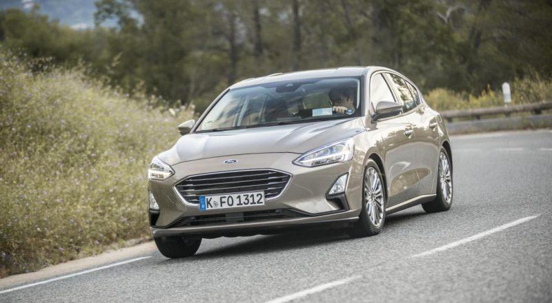 Ford Focus četrte generacije: Osredotočen na vožnjo