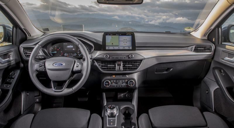 Ford Focus je povsem nov, a še vedno ostaja pravi Focus