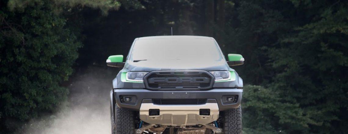 Novi sportni Ford na dogodku gamescom. Ultra realni 4d simulator za preizkus izjemne moci