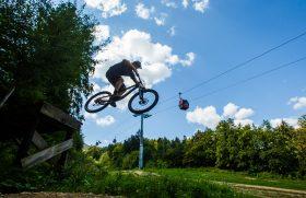 Bostjan Kline, Slovenian Skier,16th of August 2018 Maribor, Slovenia. Photo by Grega Valancic / Sportida