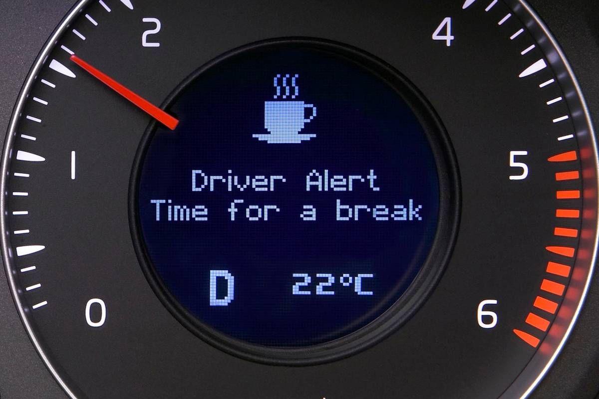 Simbol za skodelico kave v vozilu vam lahko reši življenje