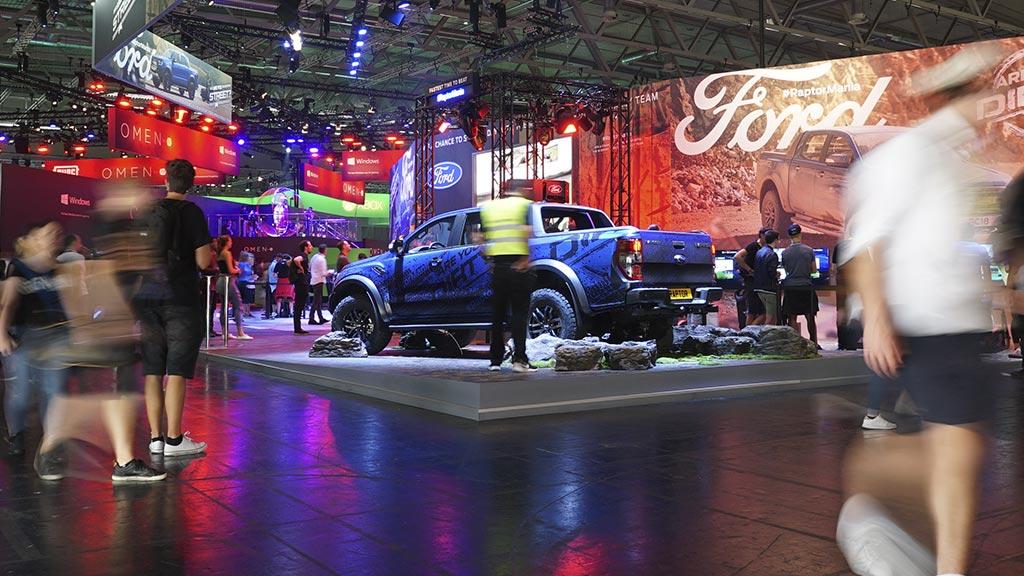 V Evropo prihaja nadvse hud Ford Ranger Raptor