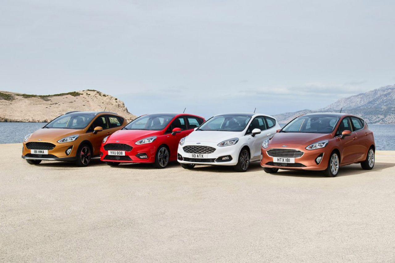 Vsakih 68 sekund s proizvodnih trakov zapelje nova Ford Fiesta