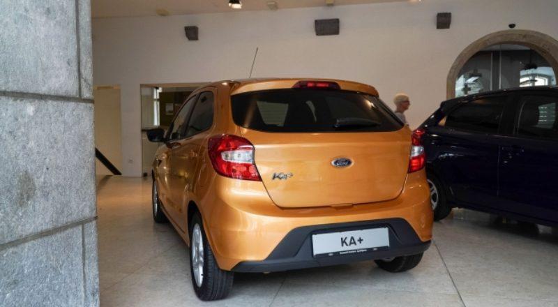 Domača premiera – Ford Ka+