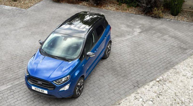 Ford EcoSport končno piha na dušo slovenskih voznikov