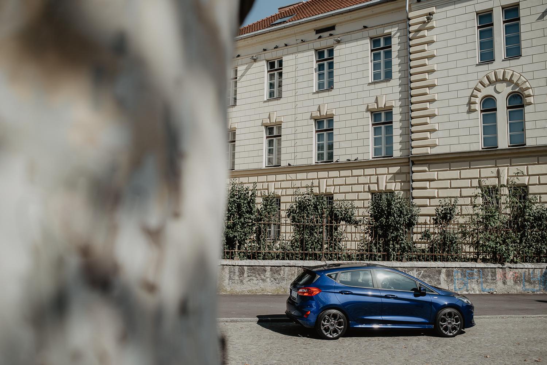Domača predstavitev: Ford Fiesta ST-Line in Vignale