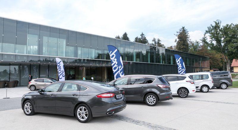 Ford na 5. konferenci slovenskih izvoznikov