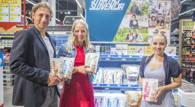 Ford znova podpira podjetnike iz oddaje Štartaj, Slovenija!