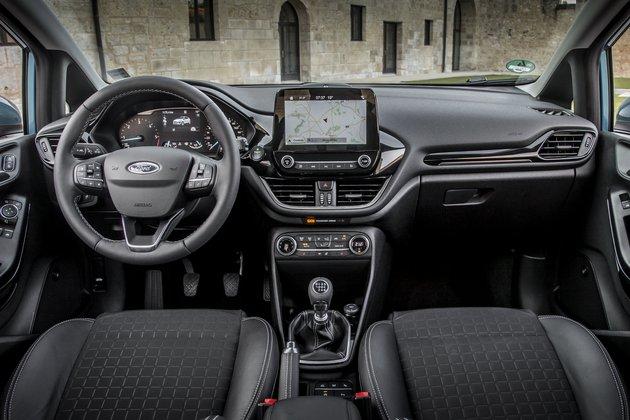 Praznik za Ford – prihaja nova Fiesta