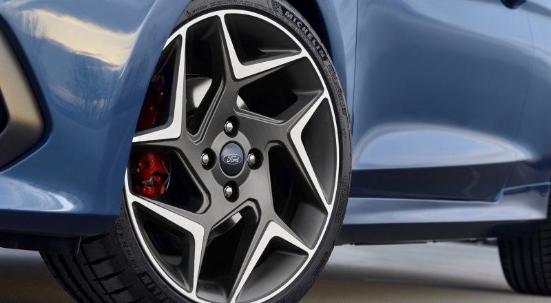Nova Fiesta ST ima litrski trivaljnik z močjo 200 'konj'