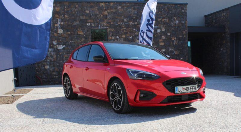 Novi Ford Focus – premierno za slovenske kupce