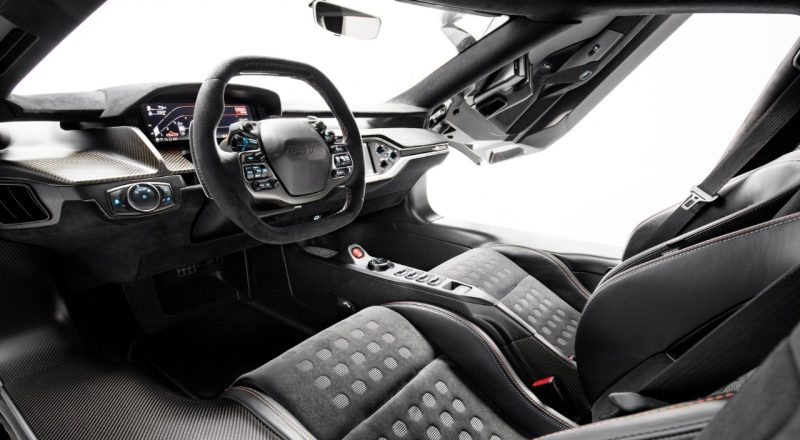 Novi Ford GT Heritage Edition