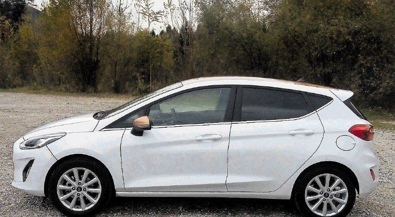 Primerjalni test Dnevnik: Ford Fieste in Seat Ibize
