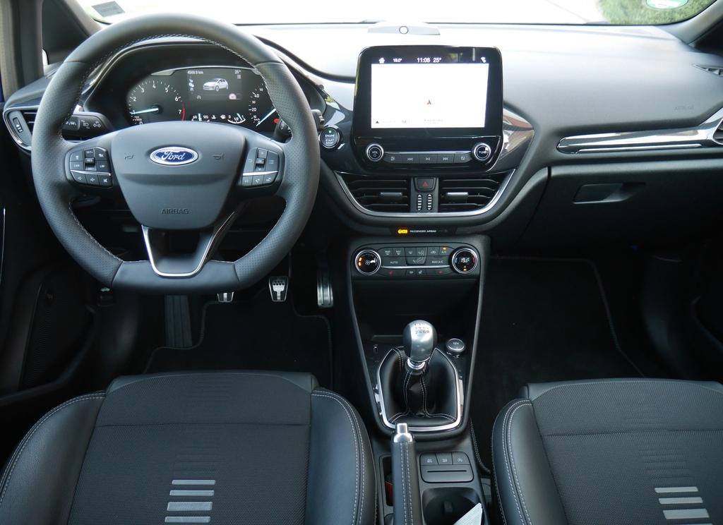 Domača predstavitev Ford Fiesta: Že sedmič zabava v nižjem razredu