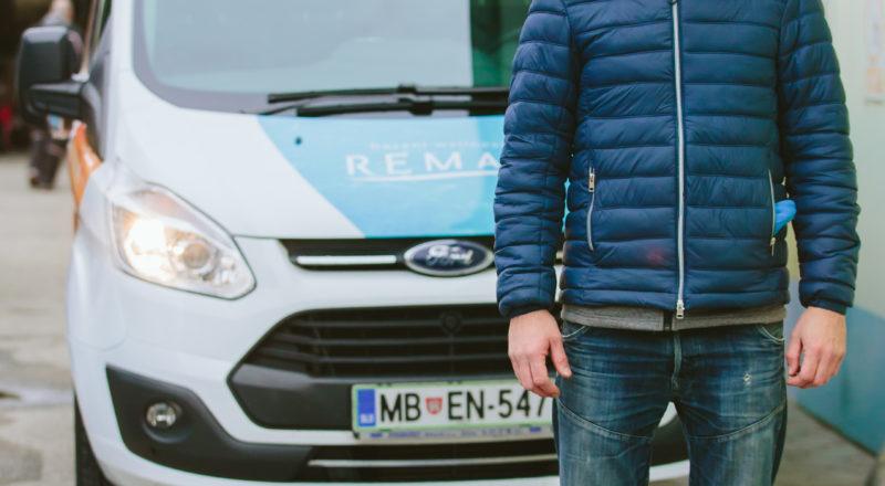 Remax o priročnosti in vsestranskosti Fordovih vozil