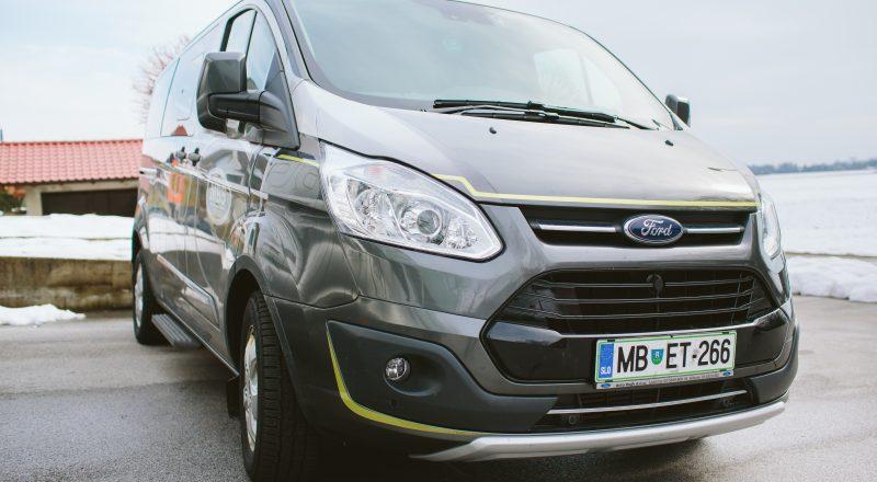 MBS Ficko vozila koristi tako za delo, kot osebne opravke