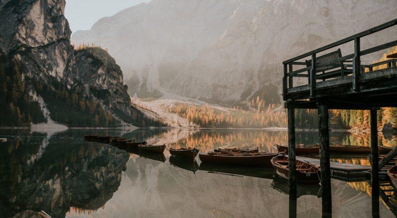 Z EcoSportom v Dolomite