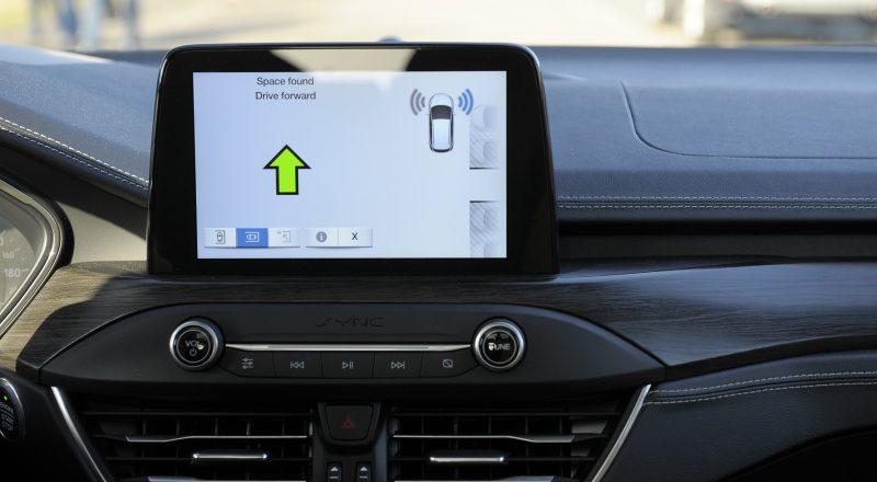 Novi Ford Focus je osredotočen na varnost