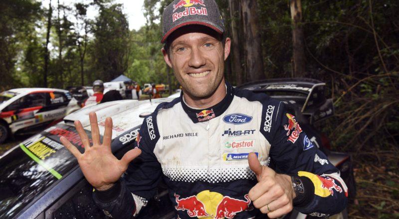 Sebastien Ogier se od Forda poslavlja kot svetovni prvak