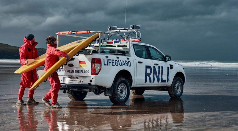 Ponosno podpiramo obalno stražo Združenega Kraljestva