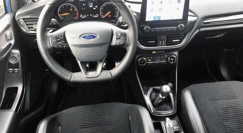 Test Ford Fiesta ST: Uglašeno hrumenje