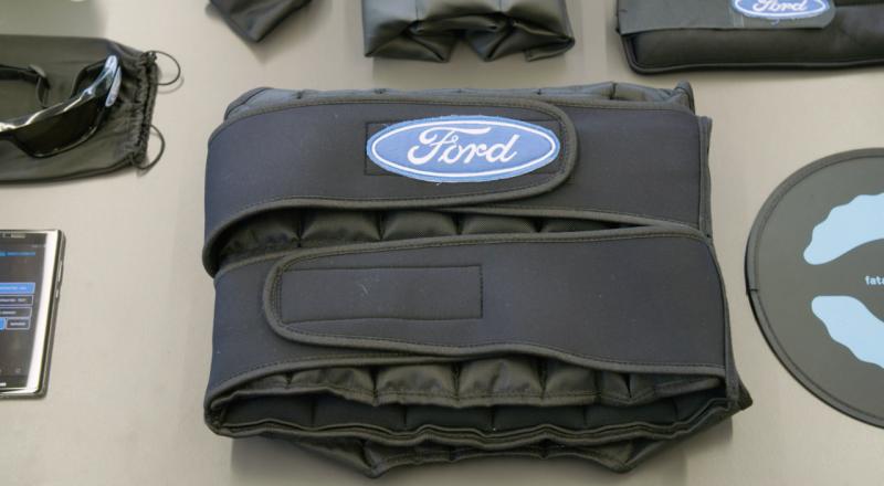 Ford ozavešča o nevarnostih utrujenosti za volanom