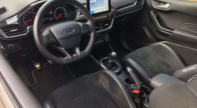Test Ford Fieste ST 1.5 EcoBoost Performance