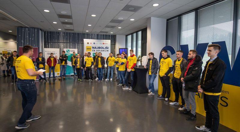 Najboljši mladi voznik: Boj mladih voznikov za novo Fiesto Active se nadaljuje