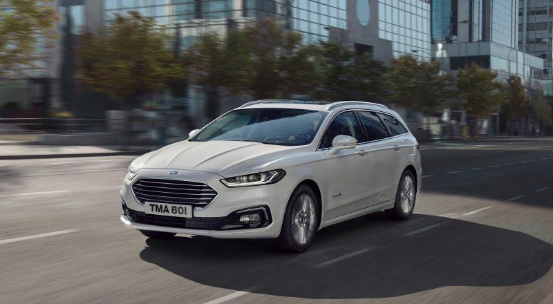 Predstavljamo novega Forda Mondea