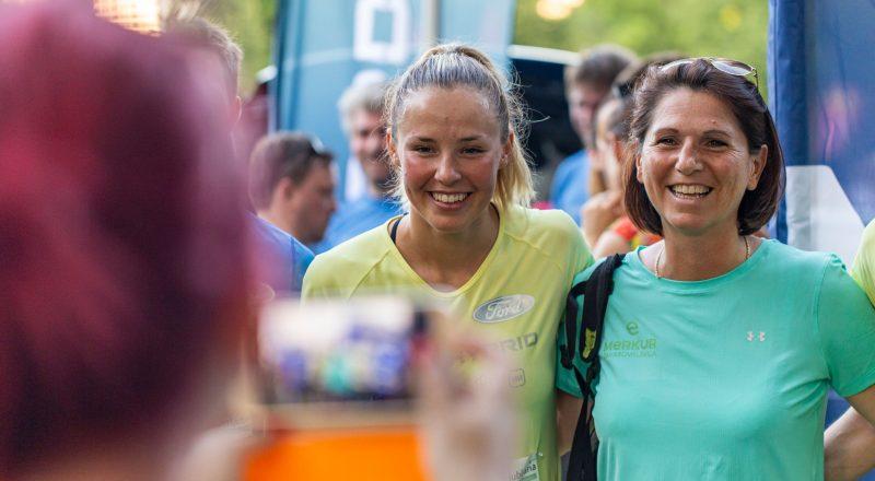 Šest Fordovih trojk na teku Business Run Ljubljana