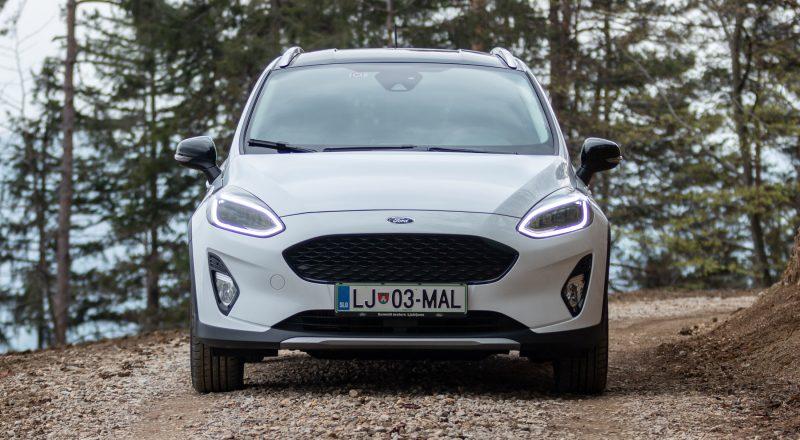 Test Fiesta Active – prava avanturistka