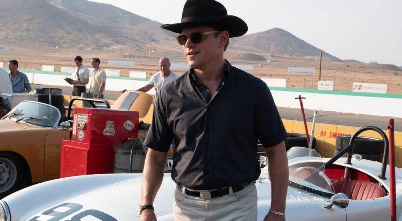 Prihaja film Ford vs. Ferari