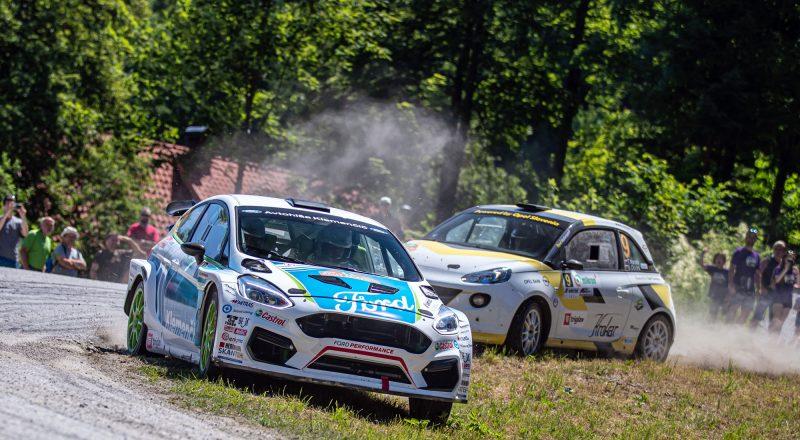 Ford Fiesta uspešna na Reliju Velenje