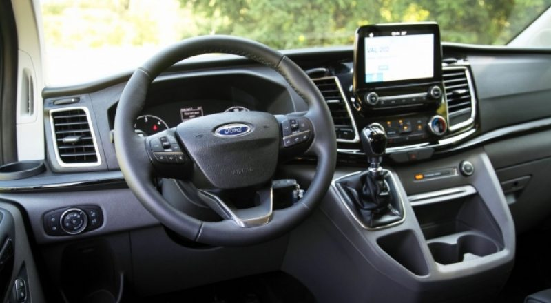 GT40 med kombiji