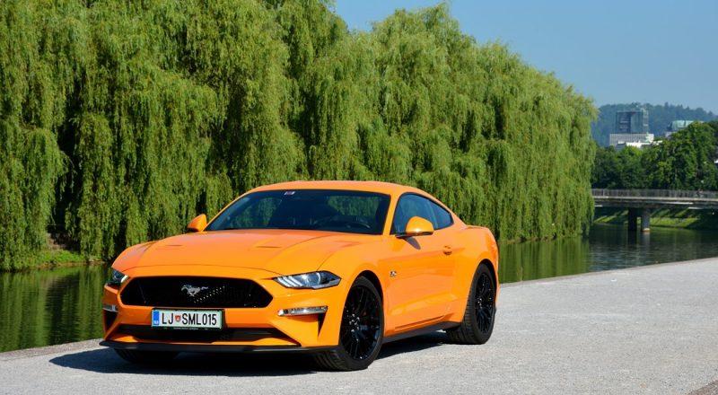 Je Ford Mustang GT sanjski avto za vsakega voznika?
