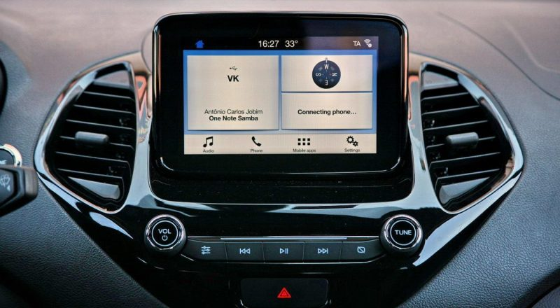 Svetovni avto: Test Ford Ka+