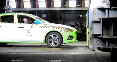 Ford Focus CrashTest
