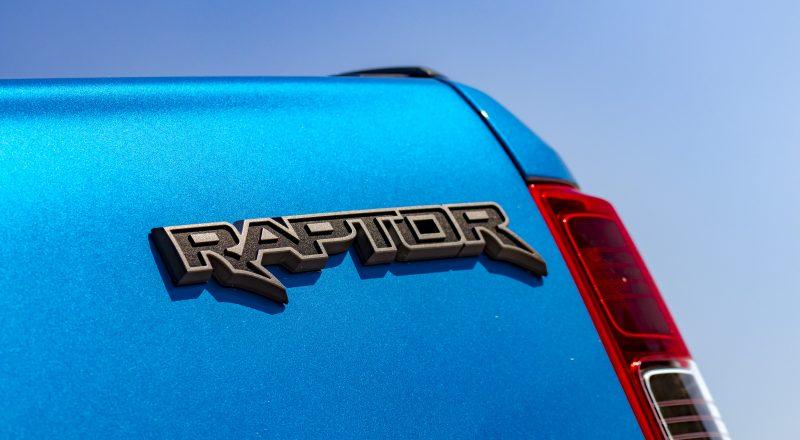 Predstavitev: Ranger Raptor premaga vse terenske ovire in navdušuje
