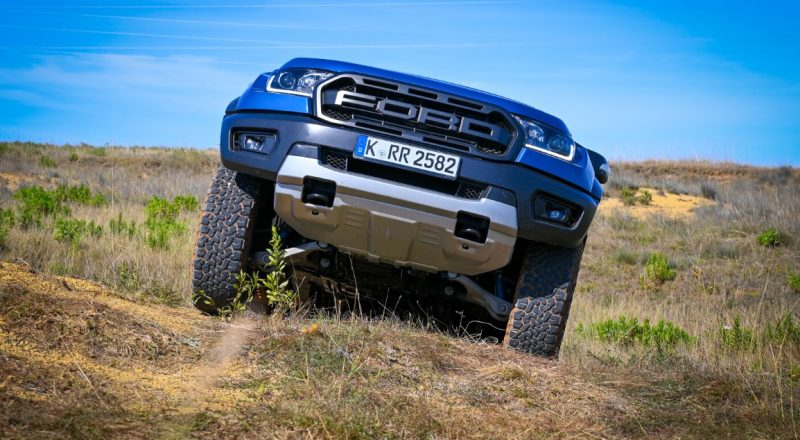 Za volanom: Ford Ranger Raptor