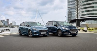Ford Galaxy in S-MAX