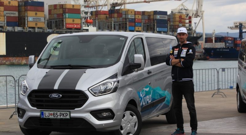 Sodelovanje Forda in Smučarske zveze se nadaljuje tudi v sezoni 2019/20